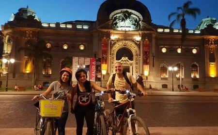 Santiago By Night Bike Tour