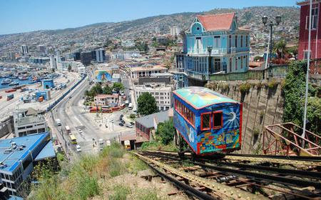 Coastal Viña del Mar & Historic Valparaíso Day Tour