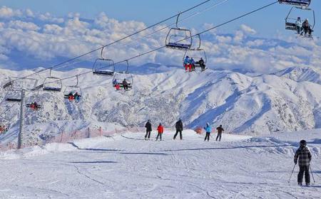 Beginner Ski Tour with Classes at La Parva Resort
