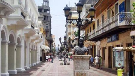 3-Hour Santo Domingo Shopping Tour