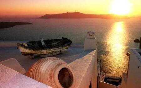 Santorini: Half-Day History & Wine Trails Tour