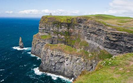 Cliffs of Moher and More: Full-Day Tour from Cork