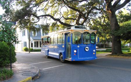 Historic Savannah Trolley Tour: Hop-On and Hop-Off