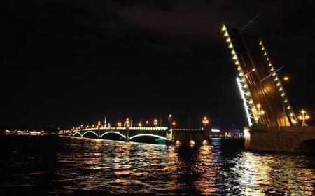 The Night Tour in Saint Petersburg