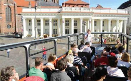 Schwerin: 2-Day Hop-On Hop-Off Bus Tour