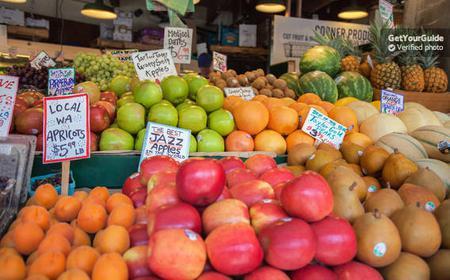 Pike Place Market: Walking Food Tour