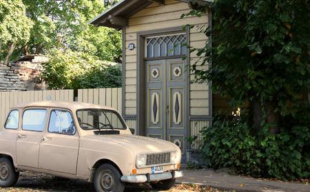From Tallinn: 2-Hour Alternative Walking Tour of Kalamaja