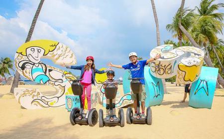 Singapore: Sentosa Segway Eco Adventure