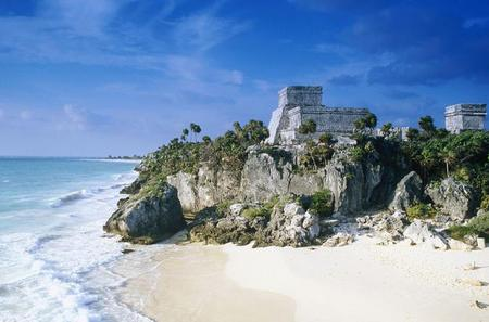 Private Tour: Coba and Tulum with Lunch from Cancun or Riviera Maya