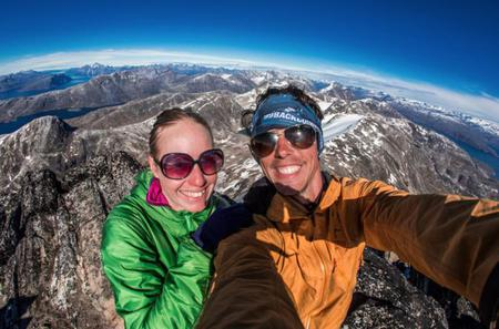 Full-Day Guided Climb Up Kingittorsuaq Including Boat Ride