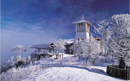 Yongpyong Resort Full-Day Ski Getaway from Seoul