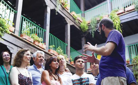 Seville: 1-Hour Walking Tour Barrio de Santa Cruz