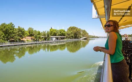 Seville Guadalquivir 1-Hour River Cruise Ticket