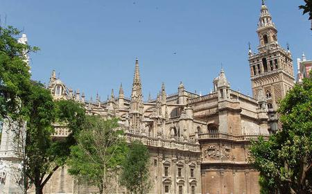 Seville Alcazar, Cathedral and Giralda Guided Tour