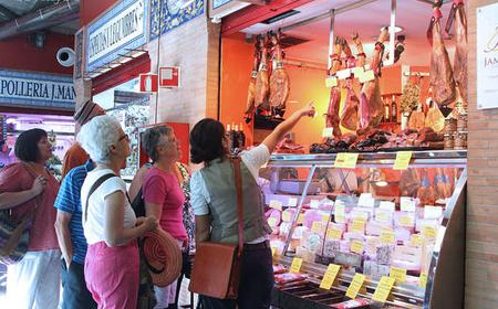 Seville: Triana Market Tour with Tastings