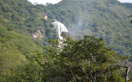 Tuxtla Gutiérrez: Chiflon Waterfalls + Montebello Day Tour