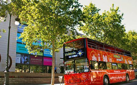 Valencia: Hop-on Hop-off Bus Tour