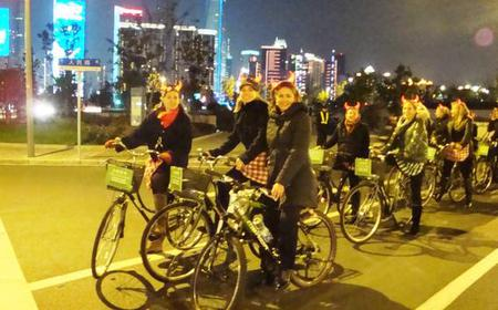 Shanghai by Bike: Night Cycling Tour