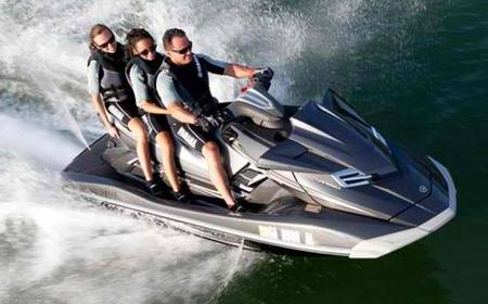 Flaming Gorge Jet Ski Rentals
