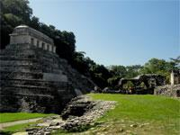 1 Day Trip to Palenque Ruins Agua Azul and Misol-Ha Waterfalls from Tuxtla Gutierrez