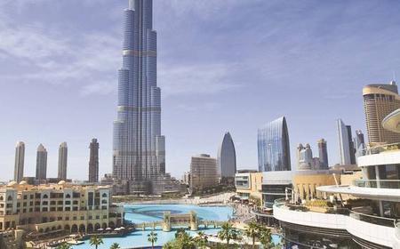 Dubai Full-Day City Sightseeing Tour from Abu Dhabi