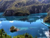 1 Day Trip to Montebello Lakes and Chiflon Waterfalls from Tuxtla Gutierrez