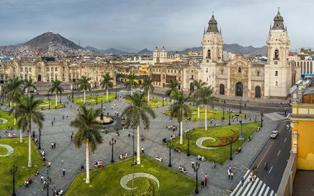 Lima Sightseeing Bus Tour