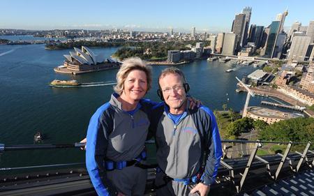 Sydney Harbour Bridge Day Climb