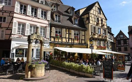 From Zurich: Full-Day Discover Basel & Colmar Private Tour