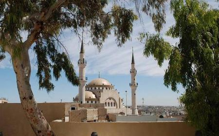 Half-Day Tour of Madaba and Mount Nebo from Amman