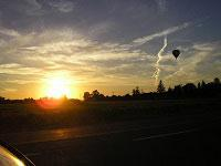 Hot Air Balloon Tour in Regina
