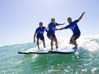 Bondi to Byron Bay Surfing Lessons Pass