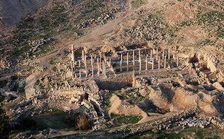 Full-Day Tour to Amman, Iraq Al Ameer, Um Qais and Pella