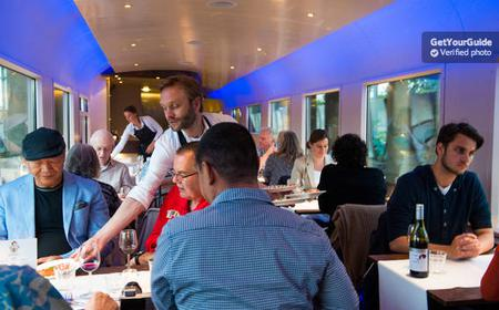From Amsterdam: Train Ride w/ Celebrity Chef Dinner