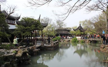 Private Day Tour to Suzhou From Shanghai By Fast Train