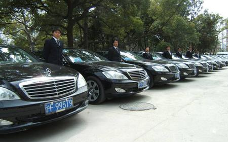 Shanghai Full-Day Taxi and Limo Service