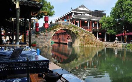 Suzhou Garden & Water Town Tour from Shanghai