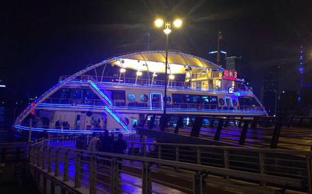 Shanghai by Night on the Huangpu River Cruise