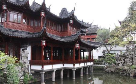 Yuyuan Gardens and Zhujiajiao with Foot Massage