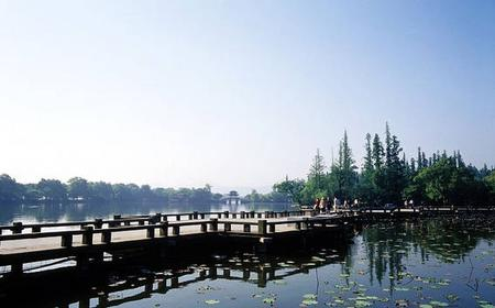 Full-Day Wuxi & Lake Tai Water Tour