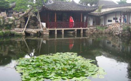 Day-Trip to Suzhou City: Exploring Gardens and Canals