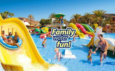Antalya Aquapark Full-Day Action and Adventure