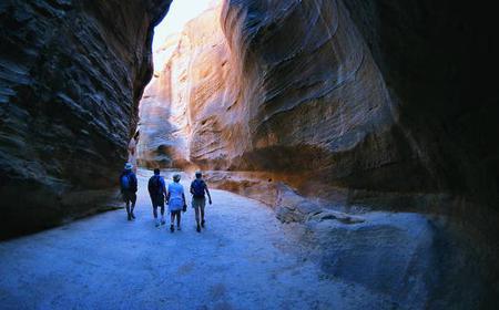 From Amman: Petra, Rum, Aqaba & Dead Sea 3-Day Tour