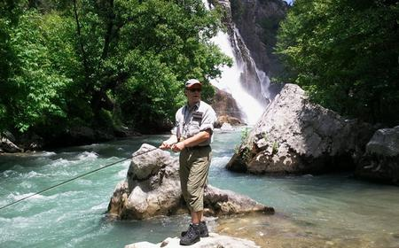 Fly Fishing Tour at the Taurus Mountains from Side