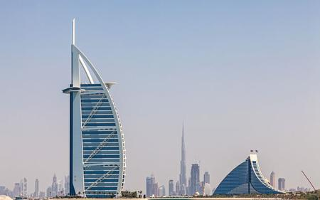 Dubai in a Nutshell: Lunch at Burj Al Arab, Jumeirah Mosque and more!