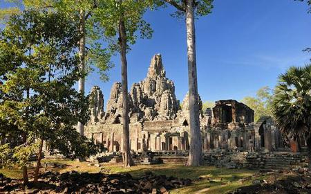 Siem Reap: Angkor Thom Temples Half-Day Tour