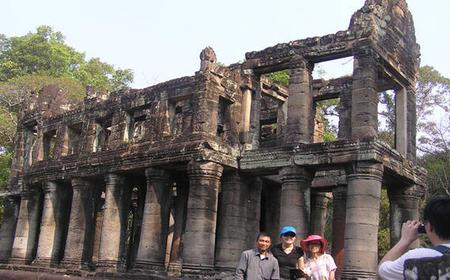 Siem Reap: Banteay Srey and Preah Khan Temples Day Tour