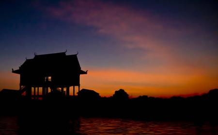 Siem Reap: Photo Tour with Boat Trip to Tonle Sap Sea
