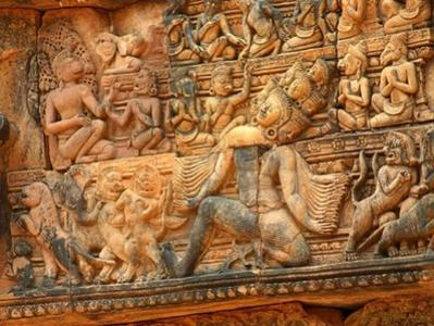 Banteay Srei, Pre Rup, and Ta Prohm Temples Guided Tour