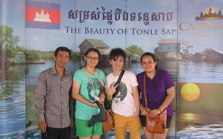 Siem Reap: Beng Mealea and Tonle Sap Lake Full-Day Tour